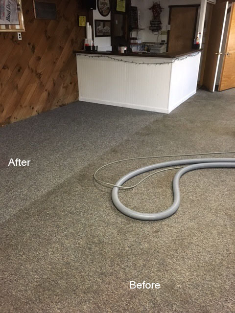 Dry Steam Green And Premium Carpet Cleaning Packages